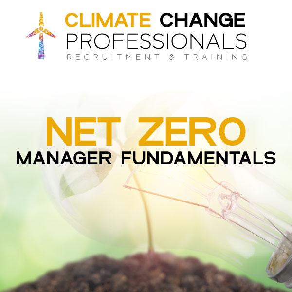 Net Zero Manager Fundamentals