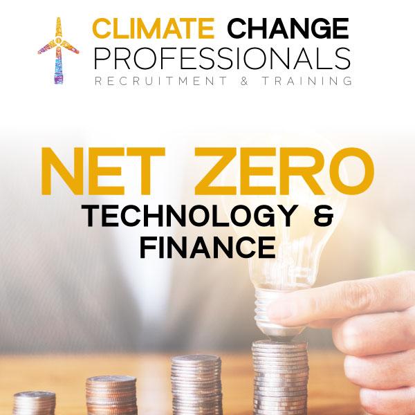 Net Zero Technology & Finance